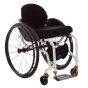 Mid-Front Rigid wheelchair