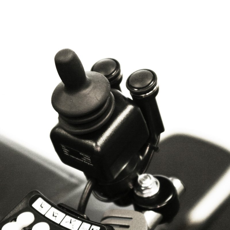 Dual Switch Joystick Detail