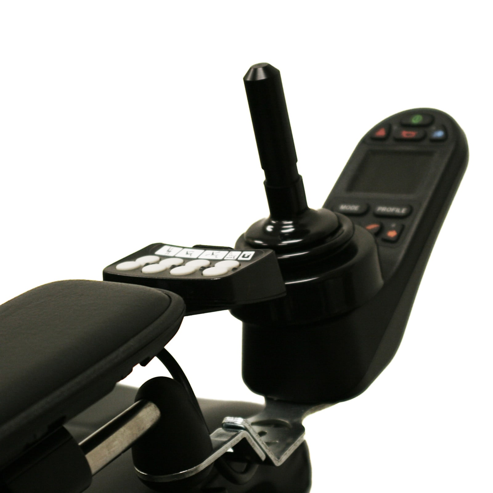 Joystick Side Detail