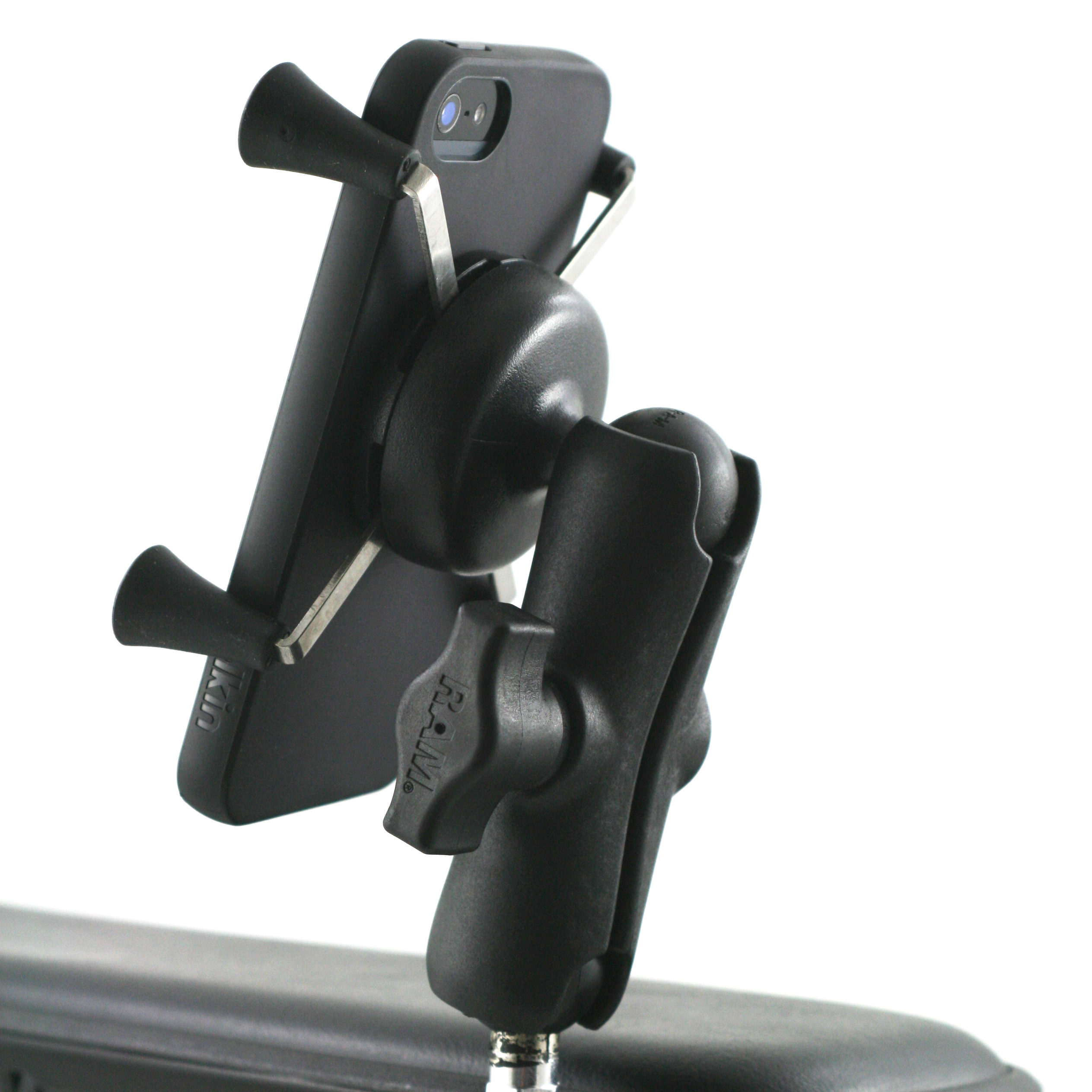RAM X-Grip Phone Holder - Back View