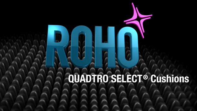 ROHO QUADTRO Select Cushions