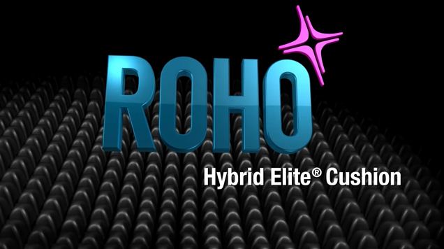 ROHO Hybrid Elite of Cushion
