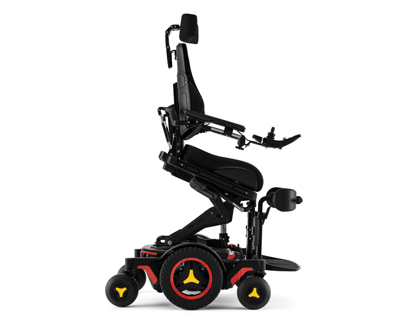 Corpus seating system of Wheelchair