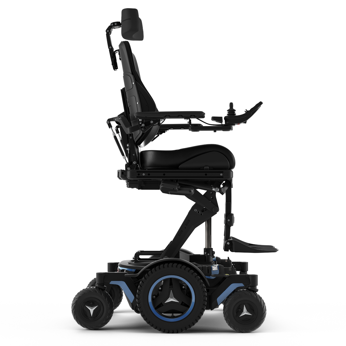 Elevating Chair Seat Used Invacare Pronto M91 Power