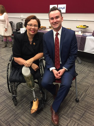 Senator- Elect Tammy Duckworth