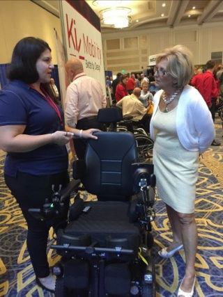 Congressman Diane Black attends NSM Symposium