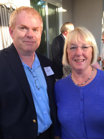 Permobil PAC co-hosted a fundraiser in the Tri-Cities area for Senator Patty Murray.