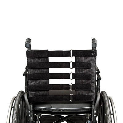 The Straps of Elements Wheelchair