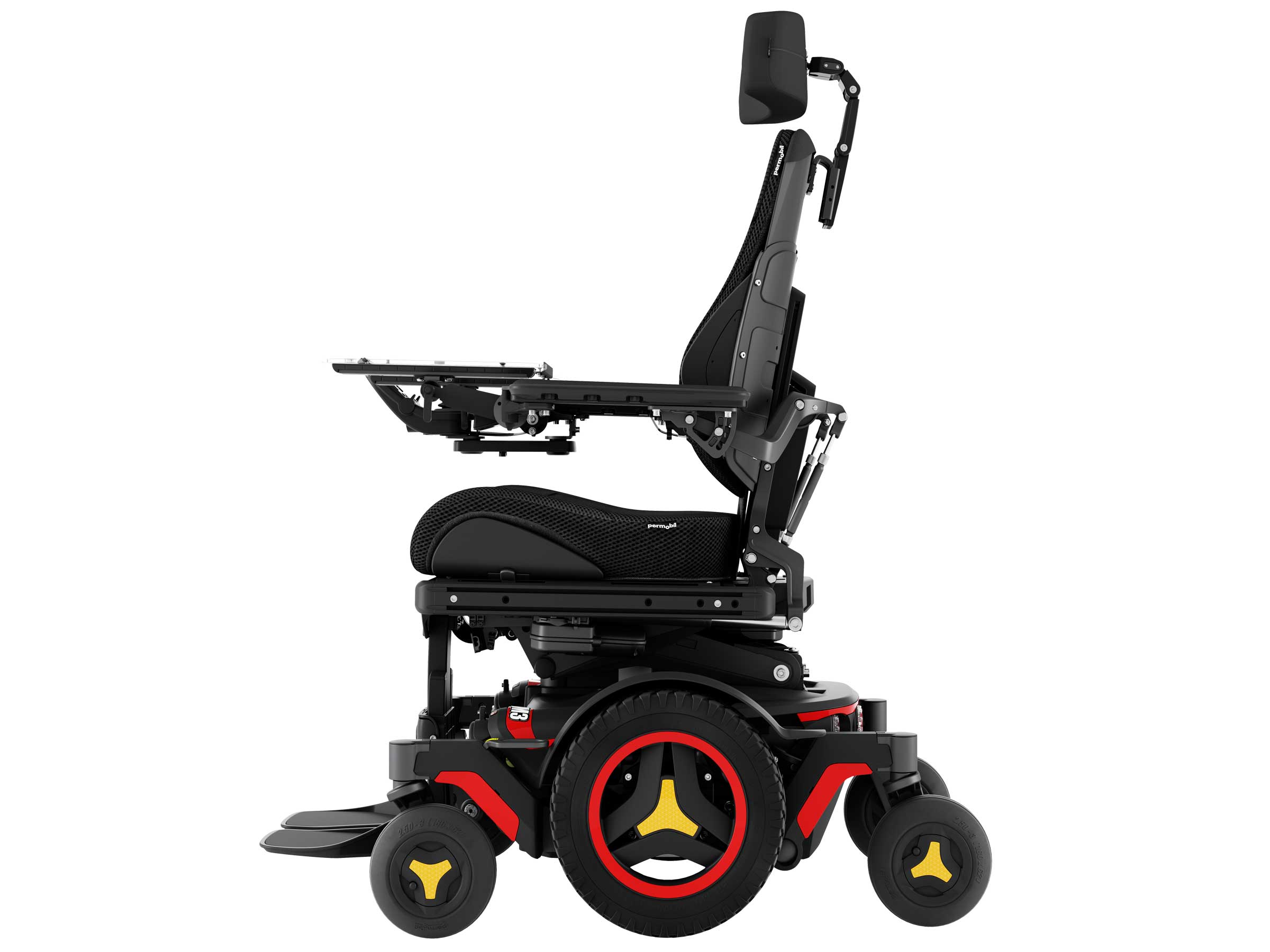 A Left side Tray of Power Wheelchair