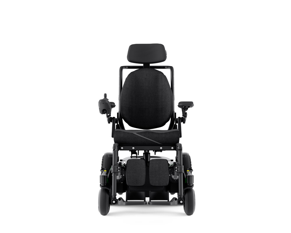 Front of a Wheelchair