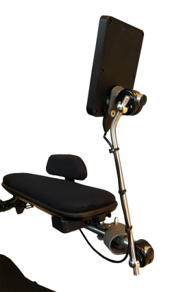 Permobil OMNI2 on chair