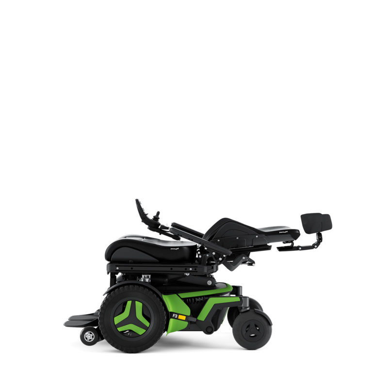 F3 Corpus - Permobil Power Wheelchair