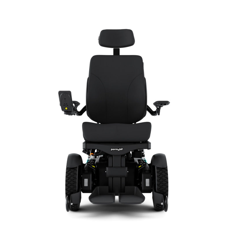 Permobil F5 Corpus Front2019