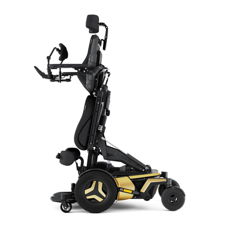 Permobil F5VS_Gold_Vertical2019